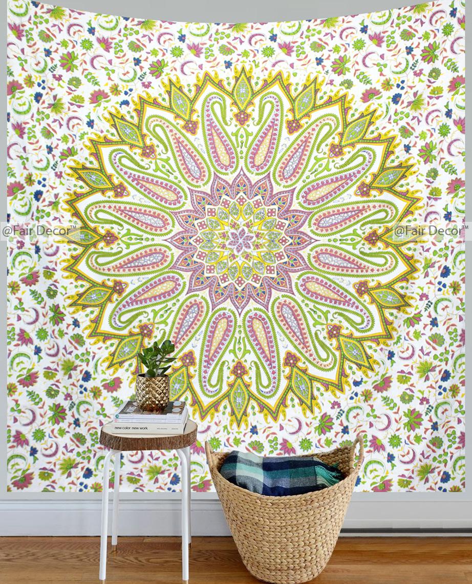 Paisley Tapestry - Paisley Wall hanging