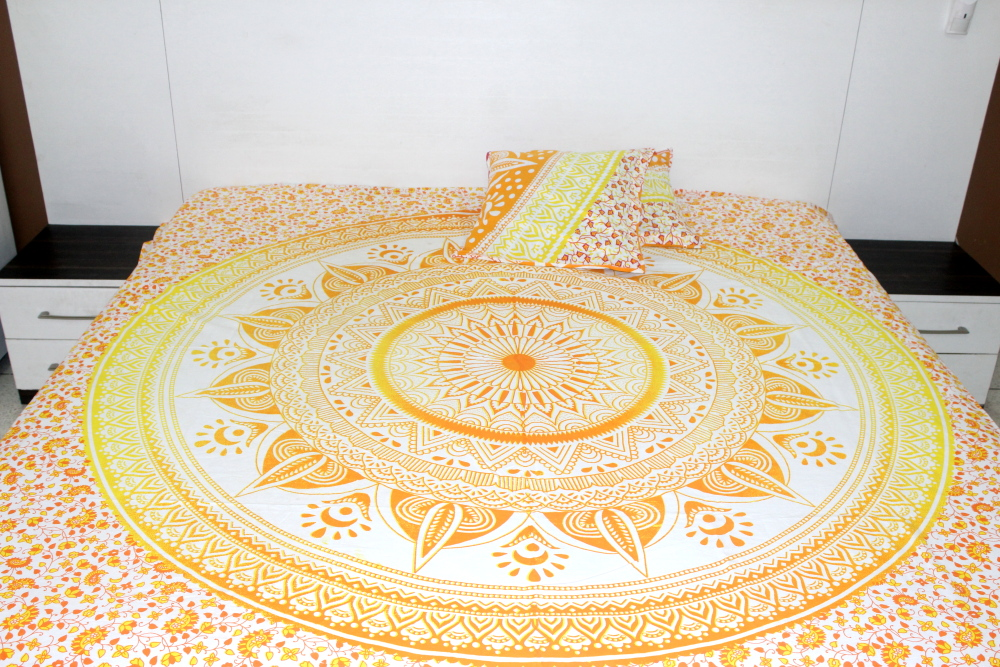 Ombre Bedding Sets Yellow Ombre Bedding Set Queen Size
