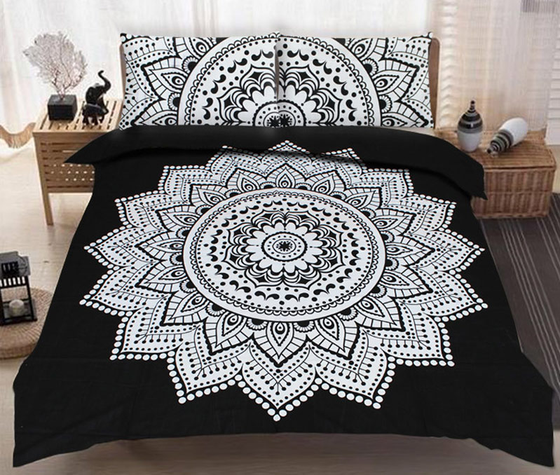 QUEEN SIZE BEDDING DUVET SETS